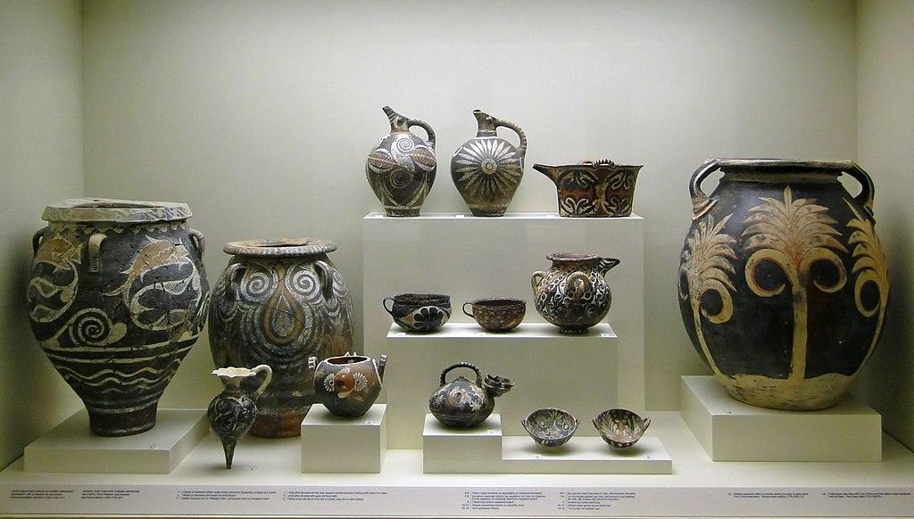 カマレス陶器
