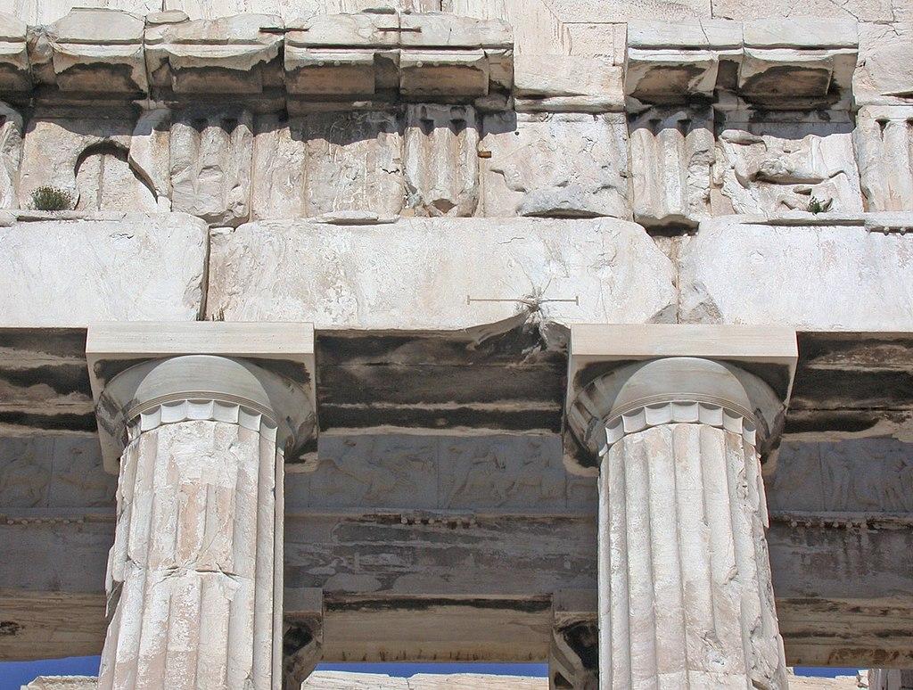 ドーリア式 パルテノン神殿