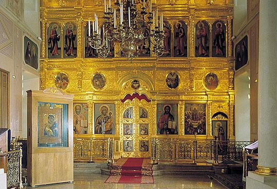 ウラディミールの聖母 トレチャコフ