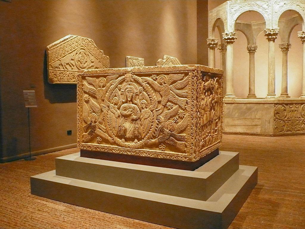 ペンモの祭壇 荘厳のキリスト