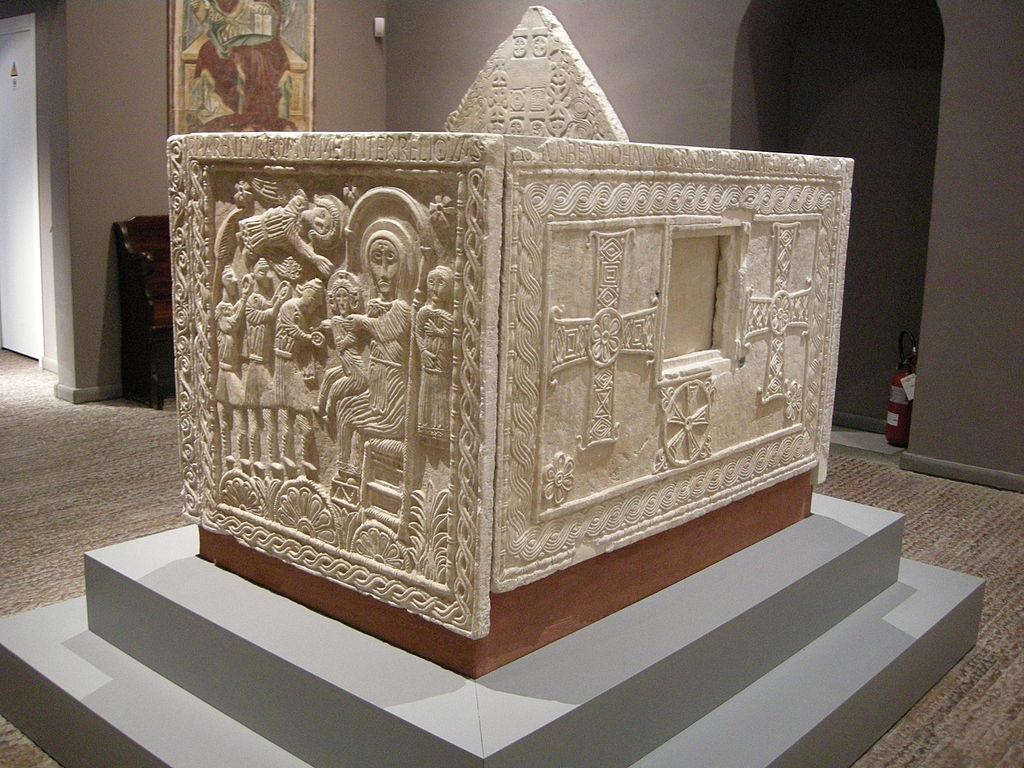 荘厳のキリスト ペンモの祭壇