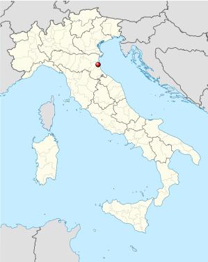 ラヴェンナ サン・ヴィターレ聖堂