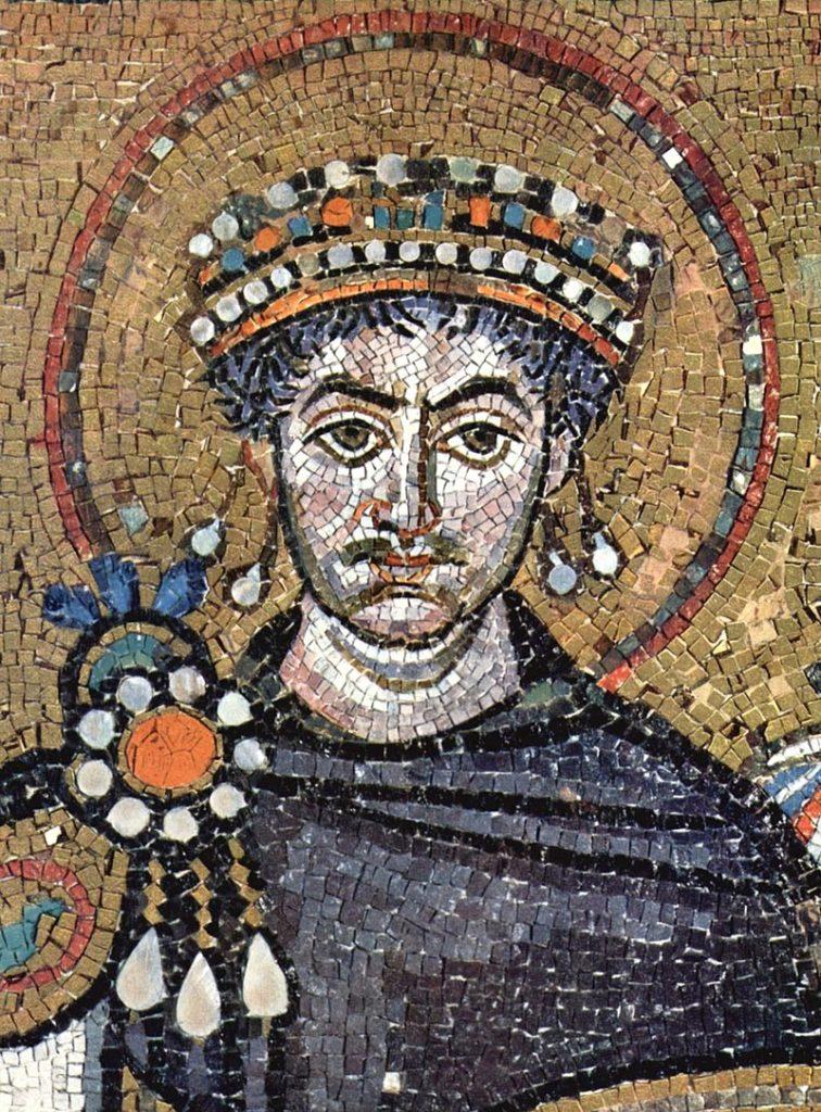 ユスティニアヌス帝