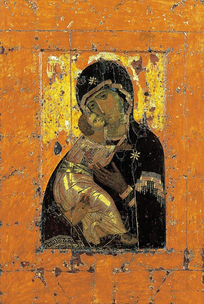 ウラディミールの聖母