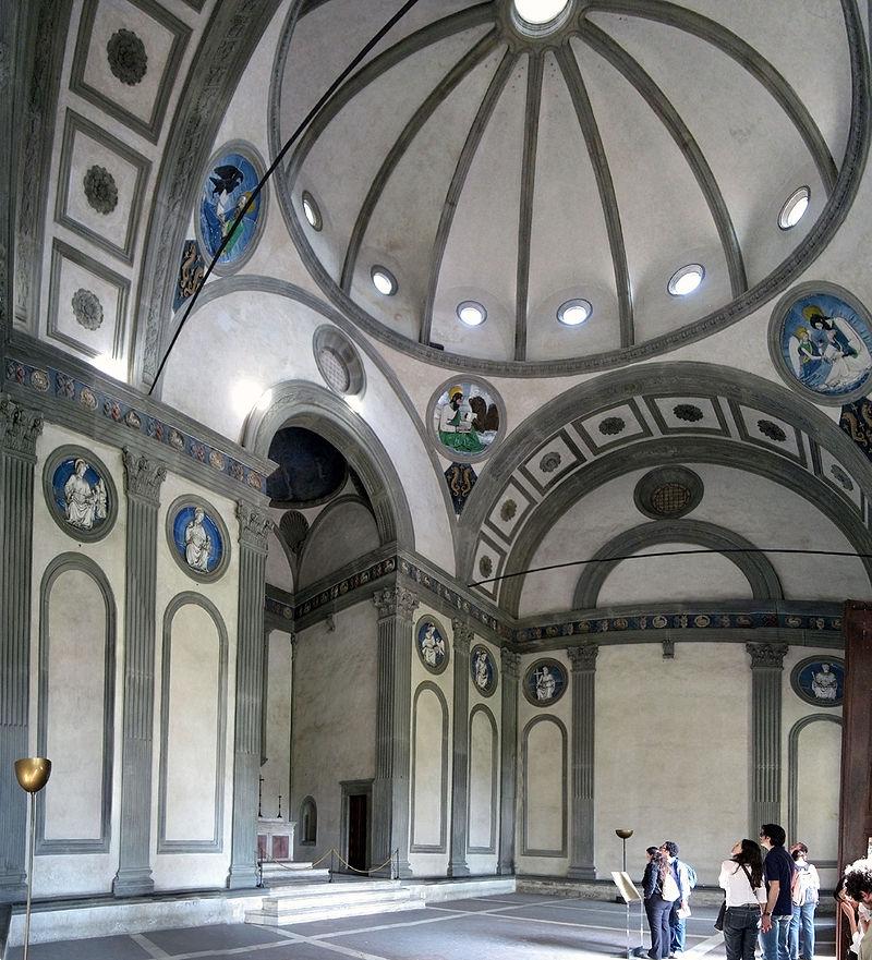 パッツィ家礼拝堂