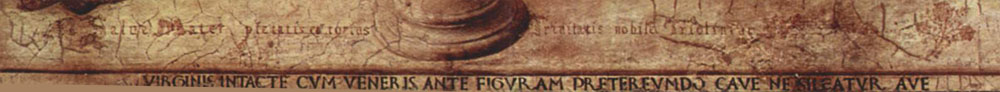 フラ・アンジェリコ 受胎告知