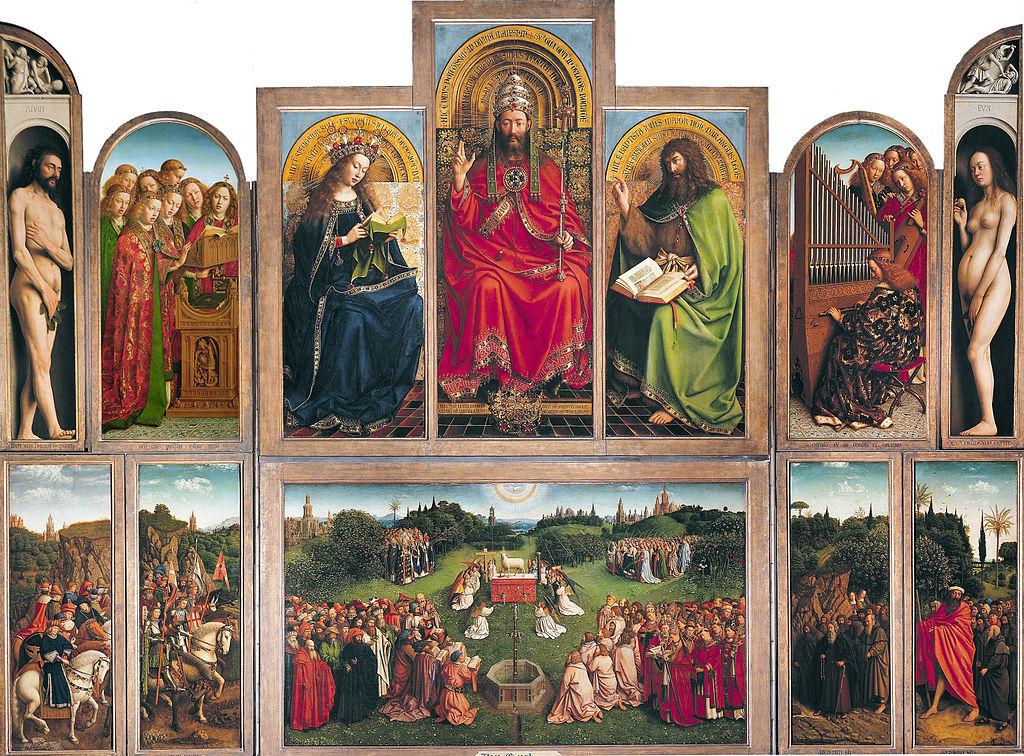 ヘントの祭壇画