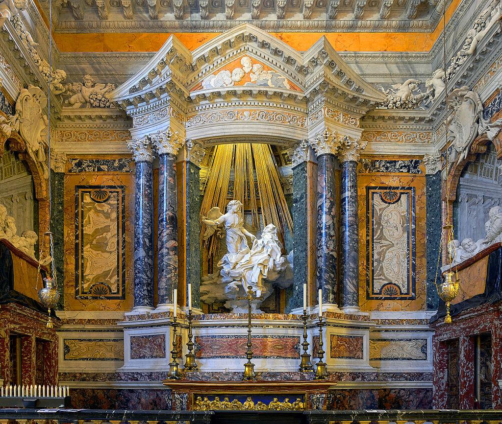 ベルニーニ 聖テレサ法悦