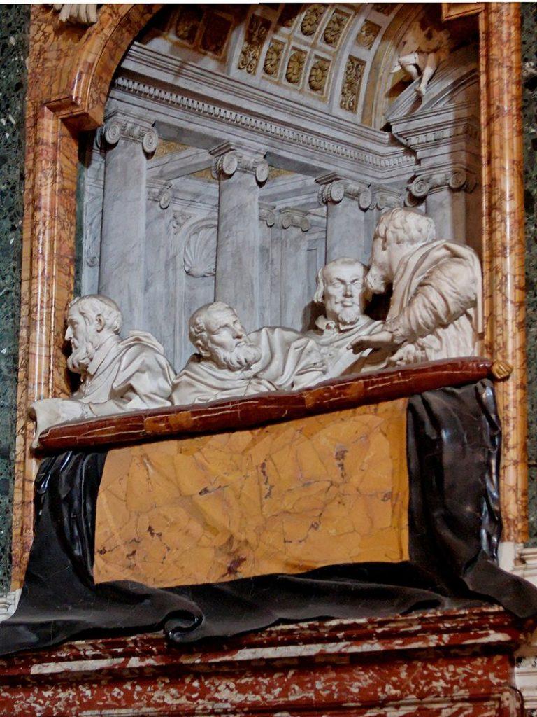 ベルニーニ 聖女テレサの法悦 コルナーロ家
