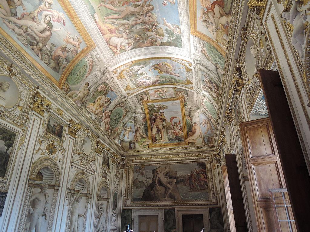 ファルネーゼ宮殿