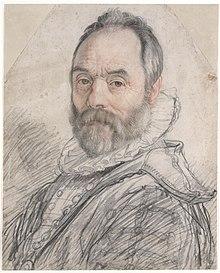 ジャンボローニャ 肖像