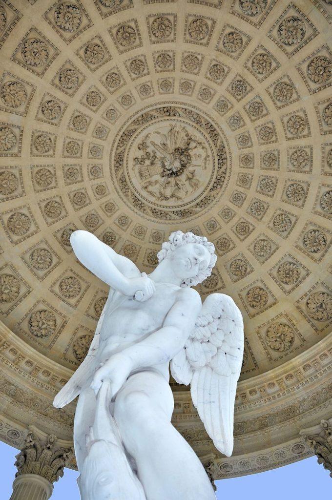 愛の神殿 ヴェルサイユ宮殿 詳細